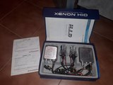 Kit de xenon H1 completo en caja 5000k - foto
