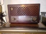 Radio marca philips de 1951 muy escasa - foto