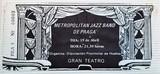 Entrada concierto Metropolitan Jazz Band - foto