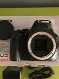 cámara canon 550 D solo cuerpo - foto