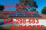 placas solares montaje y distribucion - foto