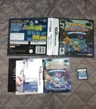 Juego Nintendo Ds - Pokémon m.m. azul - foto