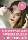 Peinados y maquillaje  Sevilla - foto