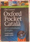 DICCIONARIO OXFORD POCKET CATALÀ - foto