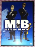 Serie tv animada Men in black - foto