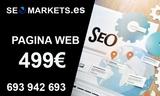 » diseÑo web profesional - seomarkets - foto