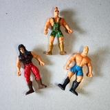 Muñecos de WWE - foto
