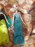 muñecas frozen,elsa,anna - foto