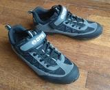 Zapatillas de ciclismo DTB (número 45) - foto