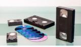 Pasamos sus viejas cintas VHS a DVD - foto