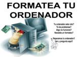Formateo e instalacion de windows - foto