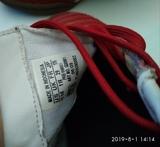 adidas rojas playeros futbol sala - foto