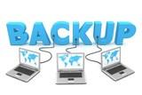 Realización de backups - foto