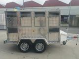 Reala aluminio perros 12 puertas - foto
