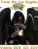 Valeria y el tarot - foto