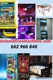 Tragaperras automáticas nuevas - foto