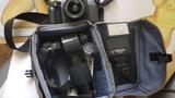 PENTAX SF7  ZOOM 70-210 y 18-55 mm - foto