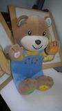 Pelucho de oso amoroso, habla y canta - foto