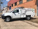 vehículo 3.5 tn  mixto/desatasco succión - foto