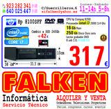 Ordenador hp 8200  i7 16Gb 250Gb - foto