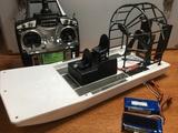 Aerodeslizador hovercraft radiocontrol - foto
