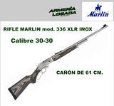 Rifles marlin 30.30 - mod. 336 xlr inox - foto