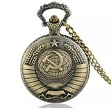Reloj de bolsillo URSS CCCP - foto