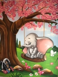 habitaciones infantiles pintura graffiti - foto