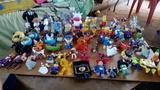 Juguetes figuras muñecos varios I - foto