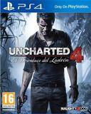 Juego PS4 Uncharted 4. Segunda Mano - foto