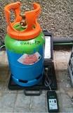 Desde 40E carga de Gas para Aire Acondic - foto