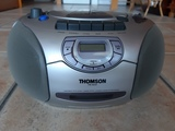 Radio CD Cassette portable Thomson - foto