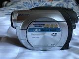 Vendo vídeo DVD camera Panasonic - foto