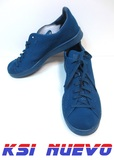 Zapatillas adidas stan smith azules t/42 - foto