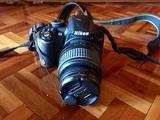 Cámara réflex NIKON D3100 - foto