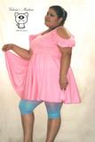 Confección de vestidos de punto - foto