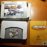Juego f1 world grand prix. NINTENDO 64 - foto