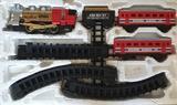 Tren juguete antiguo - foto