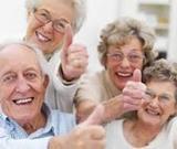 Ayuda al Adulto mayor en el hogar. - foto