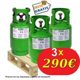 Gas refrigerante R410A - foto