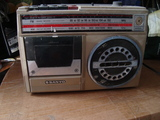 Radio Cassette Solo funciona la Radio - foto