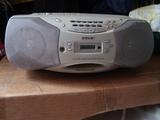 Radio CD Cassette Sony NO funciona - foto