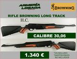 Rifles browning long track tracker - foto