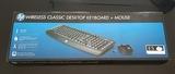 teclado + ratón inalámbricos HP - foto