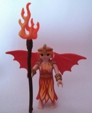 Playmobil reina del fuego - foto