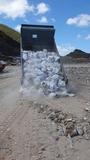 Limpieza de escombros - foto