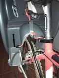 Silla bebés bicicleta - foto