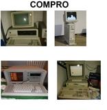 compro ordenadores  ibm de los 80 - foto