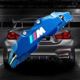 CUBREPINZAS BMW M TAPAS FRENO - foto