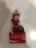 Llavero annie coca cola 1982 - foto